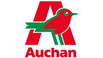 logo de notre client auchan